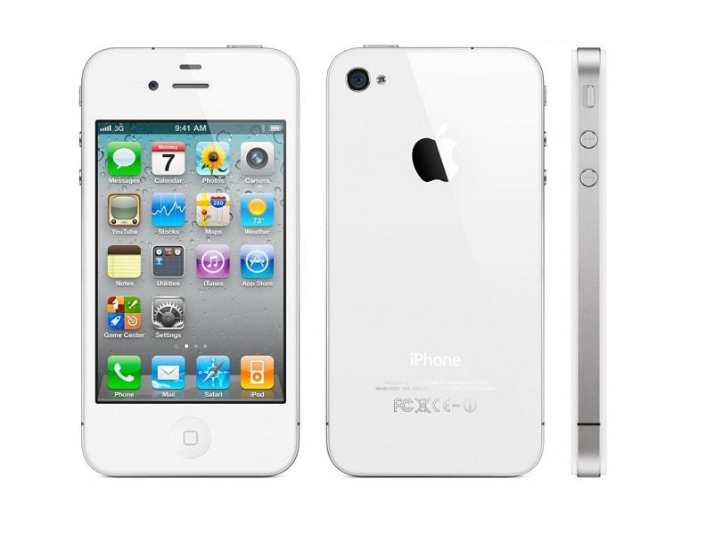 Thay màn hình iPhone 4 đẹp như mới