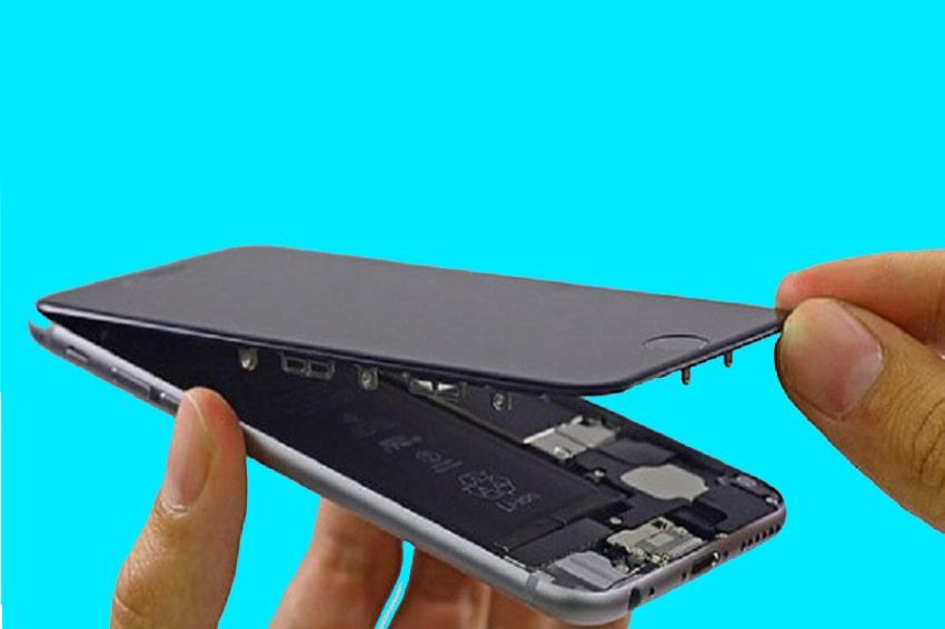 Phân biệt khi nào thay mặt kính hay thay màn hình iPhone