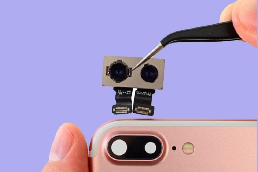 Thay camera sau iPhone giá tốt