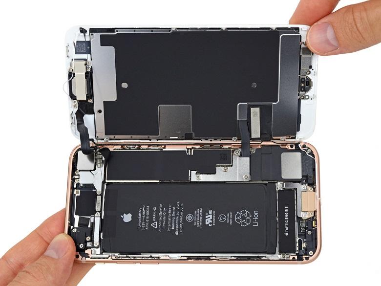 thay màn hình iphone viện 1