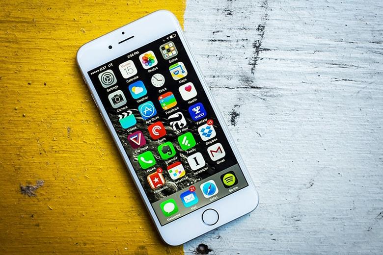 Sau khi thay mặt kính iPhone máy đẹp và tốt như mới