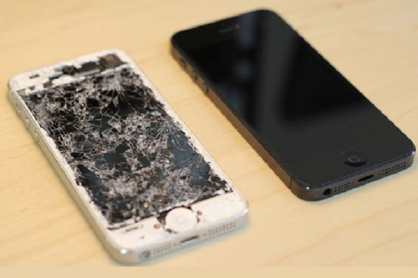 Thay mặt kính iPhone chính hãng giá rẻ