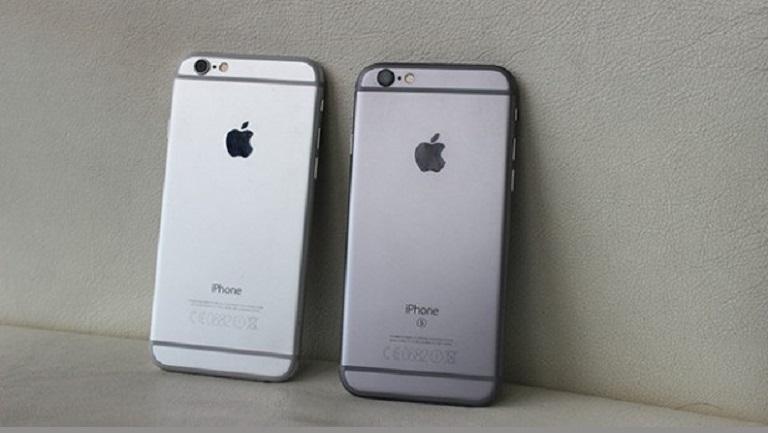 Độ vỏ iPhone 6