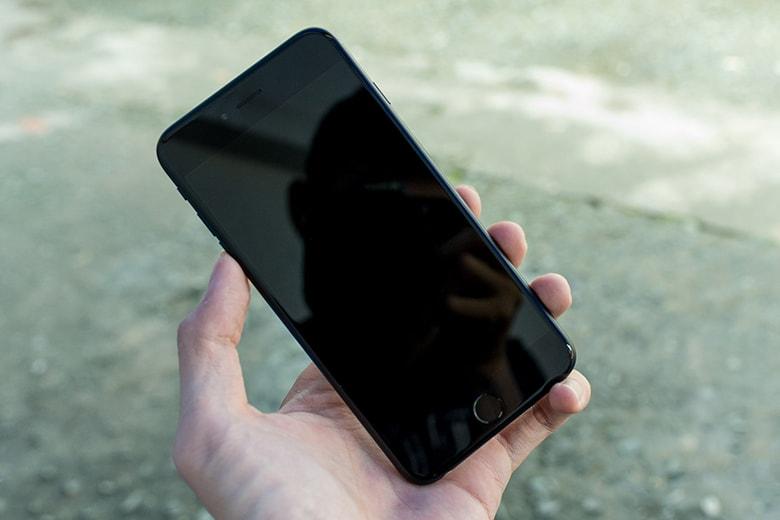 Sau khi độ vỏ iPhone 6S Plus lên iPhone 7