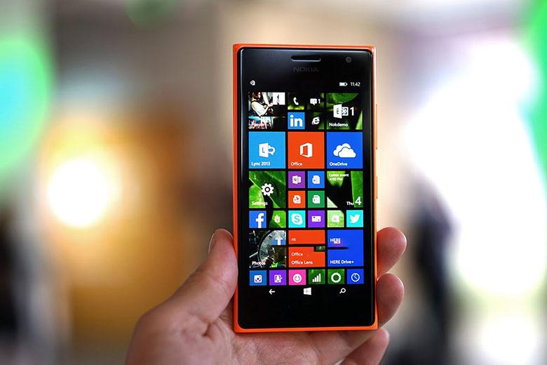 Thay mặt kính cảm ứng Nokia về tình trạng như mới