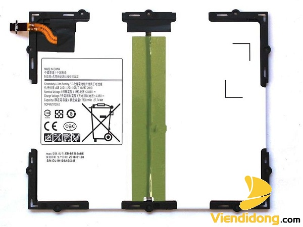 Thay pin Samsung Galaxy Tab T580