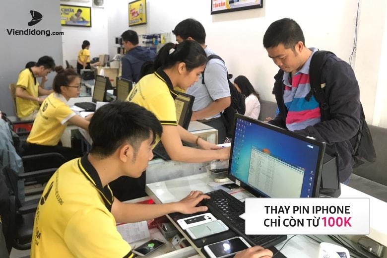 khuyen-mai-thay-pin-iphone-chi-con-tu-100k-viendidong