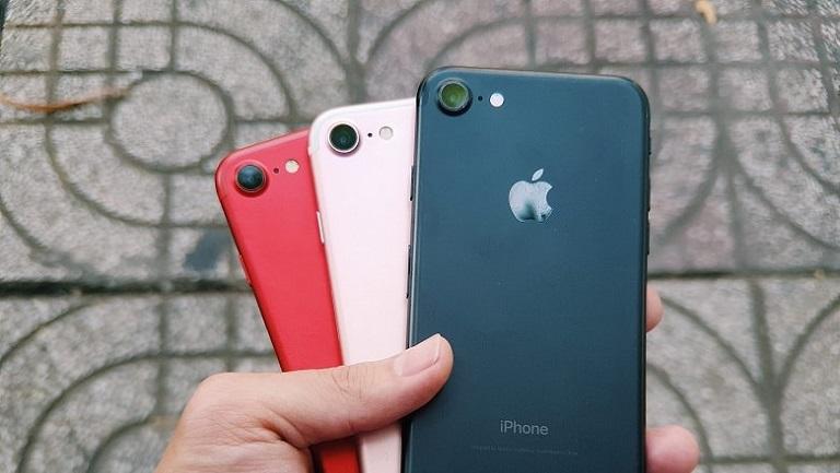 Độ vỏ iPhone 7