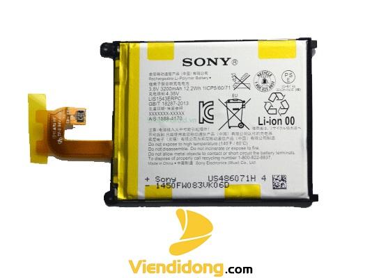 Thay pin Sony Xperia SP
