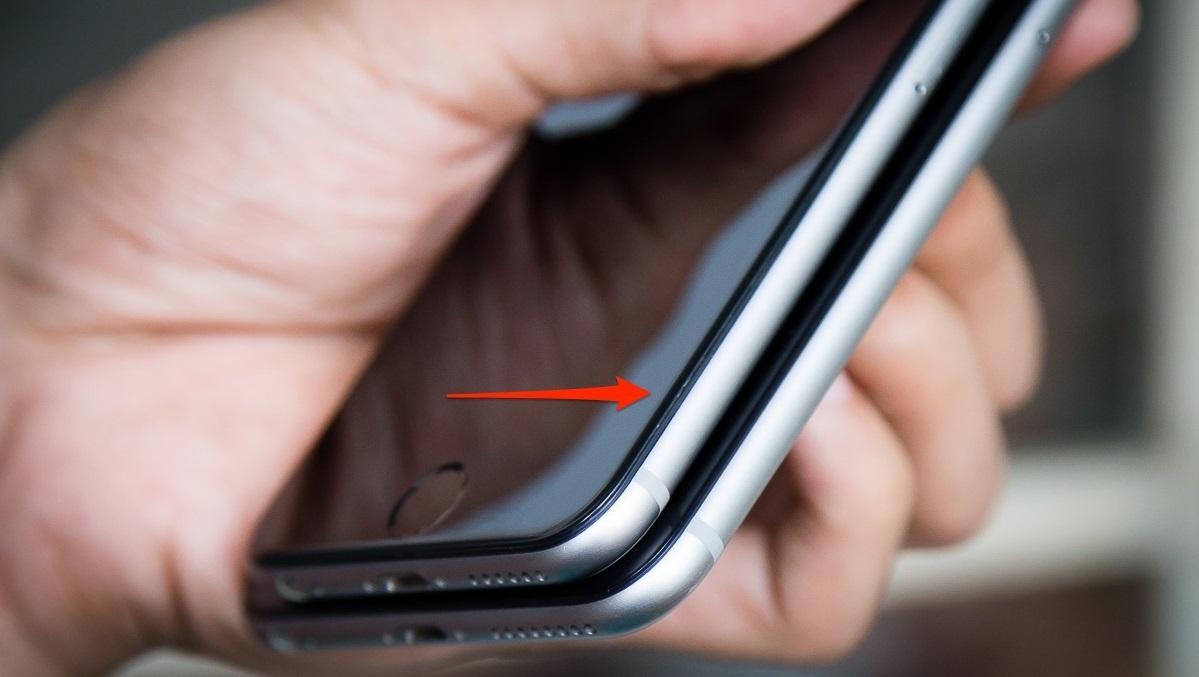 Làm Thế Nào Để Khắc Phục Lỗi Màn Hình iPhone 6 Bị Hở?