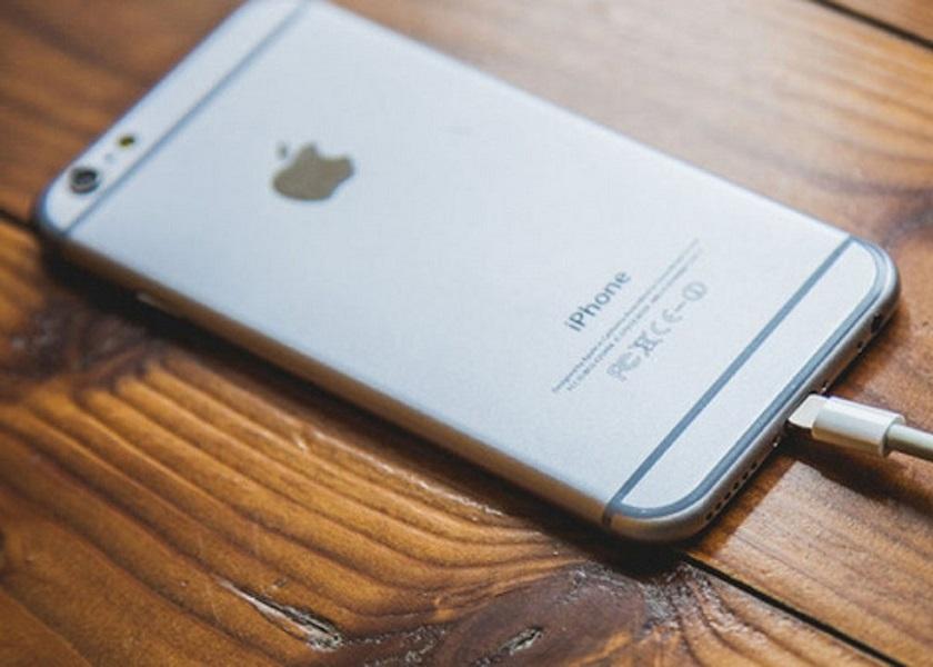 sửa chân sạc iPhone 6 bị lỏng