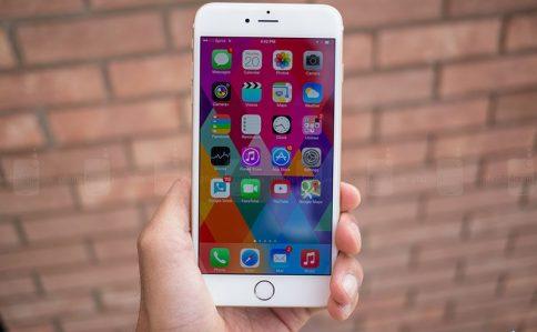 Khi màn hình iPhone 6 không cảm ứng được
