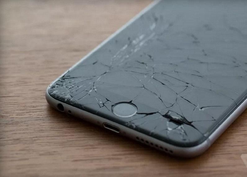 Xử Lý Khi Màn Hình iPhone 6 Bị Vỡ