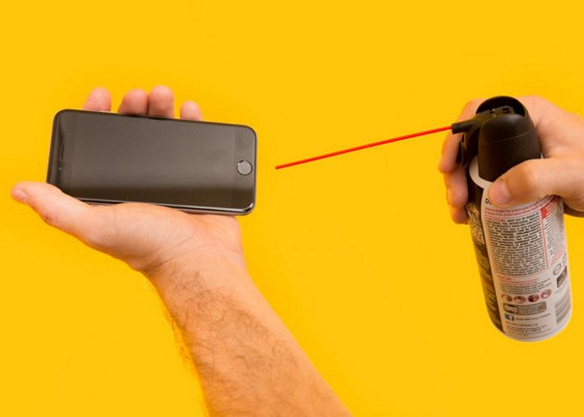 cách khắc phục chân sạc iPhone 6 bị lỏng