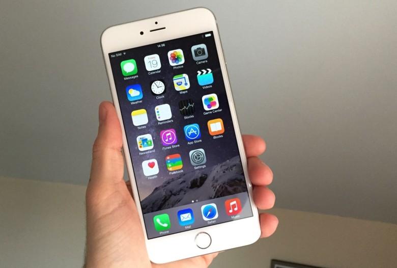 Khi màn hình iPhone 6 bị liệt cảm ứng