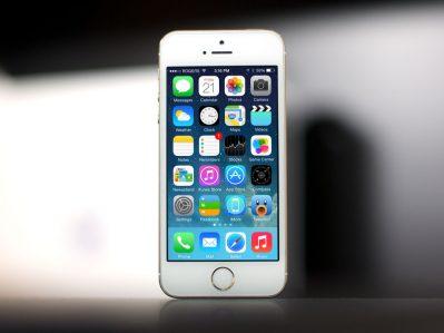 Khi màn hình iPhone 6 bị rung giật nặng
