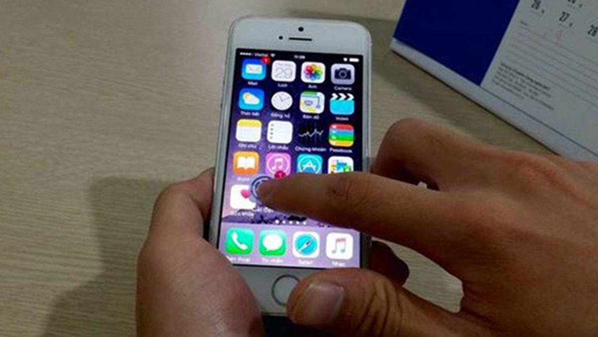 Cách sửa màn hình iPhone 6, 6 Plus không nhạy