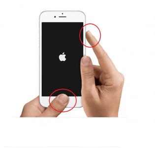 """Cách """"Cấp Cứu"""" Lỗi Màn Hình iPhone 6 Bị Treo. hard reset ios 9"""