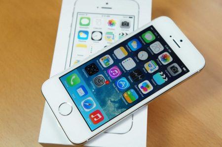 Thay mới màn hình iPhone 5S thegioididong