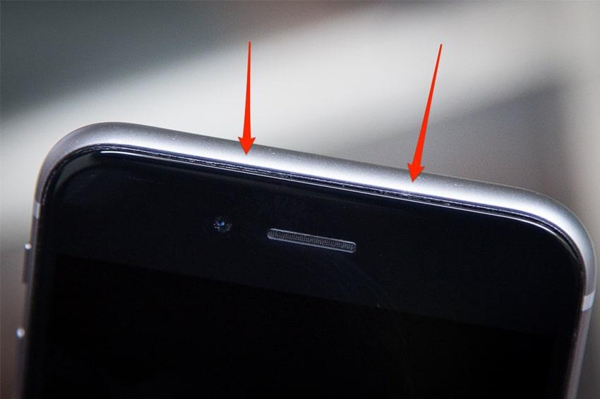 Lỗi nhà sản xuất ảnh hưởng đến màn hình iPhone không khít