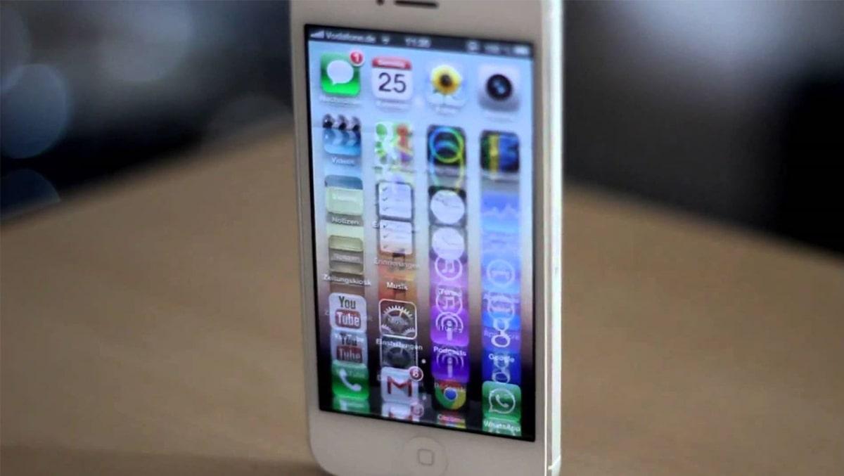Khắc phục lỗi màn hình iPhone 6 bị chớp