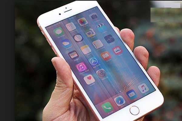 Màn hình iphone 6 bị chớp
