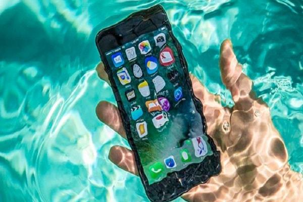iPhone 6 bị rơi vỡ rớt nước