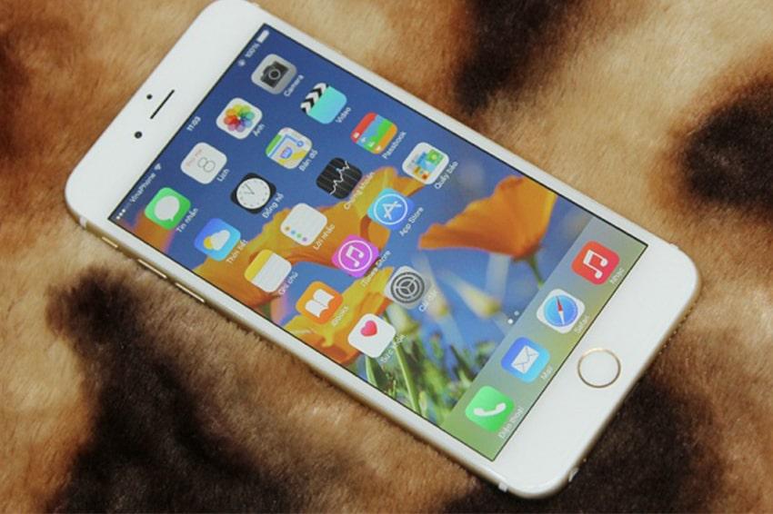 Reboot khi màn hình iPhone 6, 6 plus không sáng