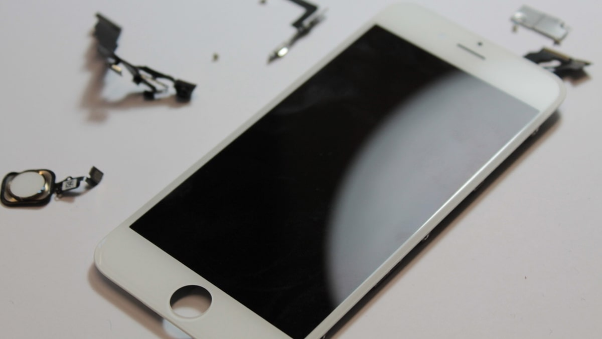 Nơi thay màn hình iPhone 5S giá rẻ zin chính hãng