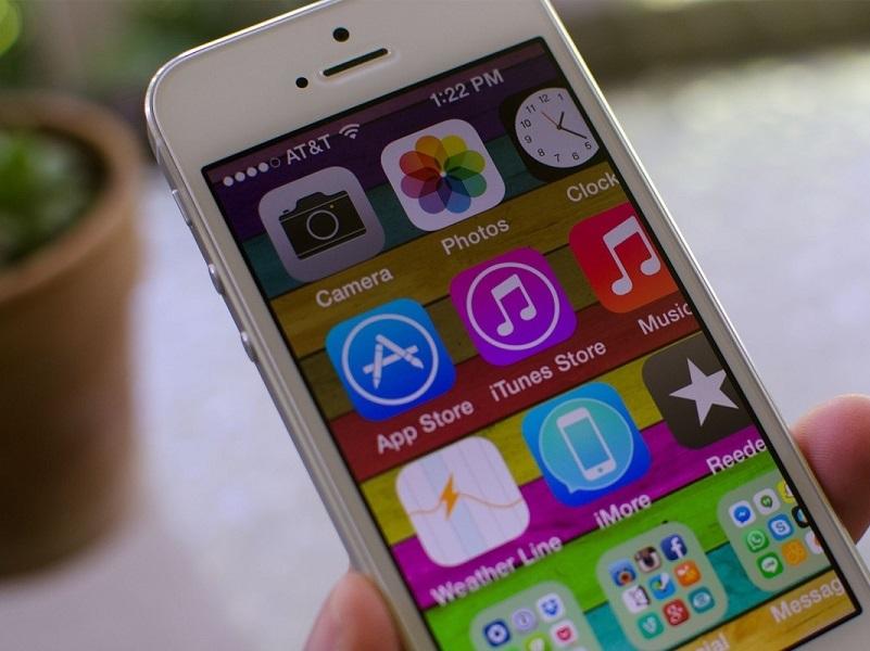 Tình trạng màn hình iPhone 6 bị phóng to