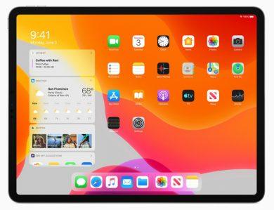 IOS 13: Chế Độ Dark Mode - iPad Có Hệ Điều Hành Riêng. 1 5