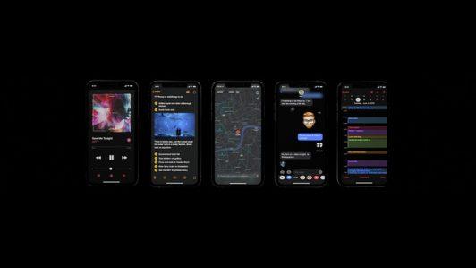 IOS 13: Chế Độ Dark Mode - iPad Có Hệ Điều Hành Riêng. 1 6