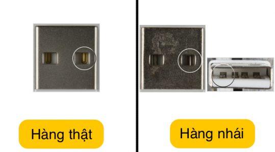 Cách Nhận Biết Cáp Sạc iPhone 6 chính hãng Xịn.