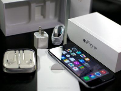 khắc phục xong lỗi sạc iPhone 6 không vào điện