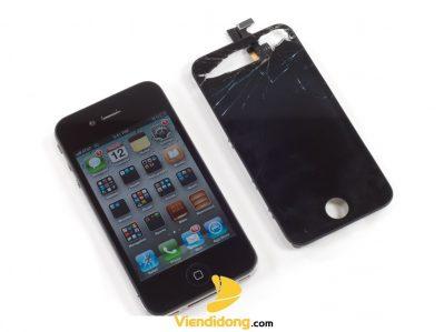 Ép kính iPhone 4