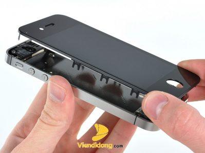 Ép Màn Hình iPhone 4