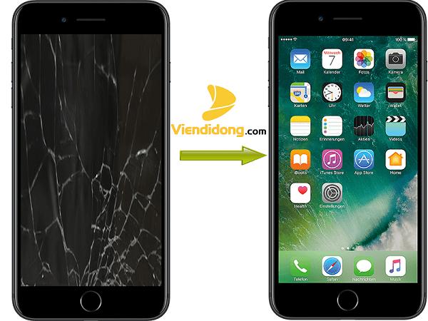 Ép kính iPhone 8 Plus Chính Hãng zin Giá Rẻ