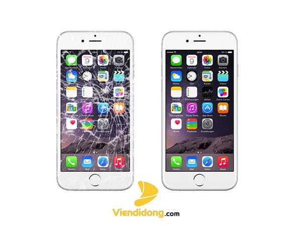 Ép kính iPhone 6S Plus zin Giá Rẻ