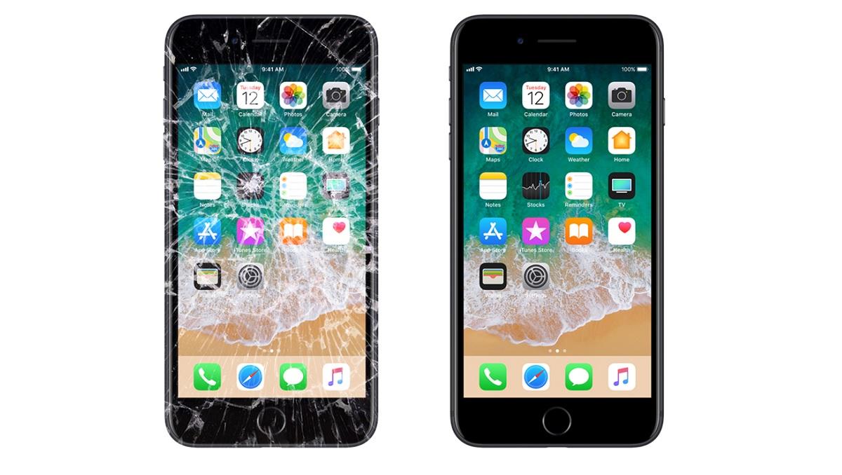 Lý do ép kính iPhone phải 100% chuyên nghiệp