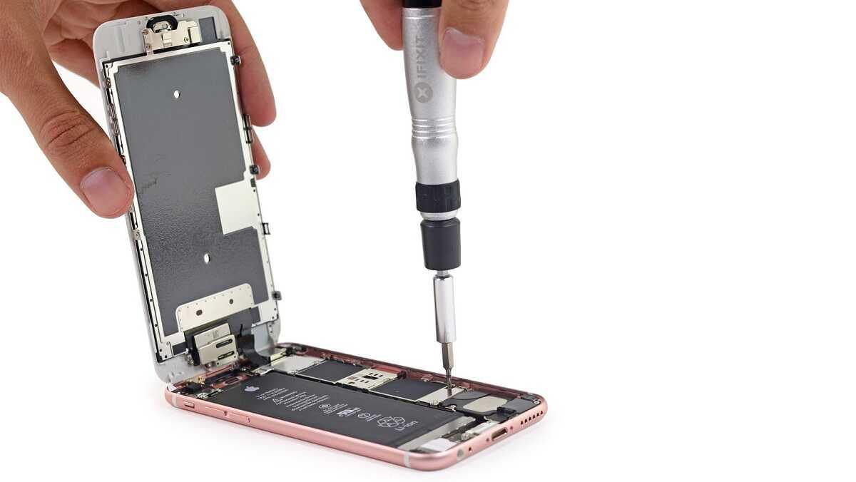 Muốn thay màn hình iPhone 6 Plus thegioididong?