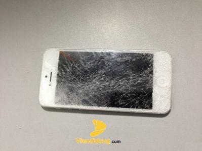 Màn Hình iPhone 5 Bị Vỡ