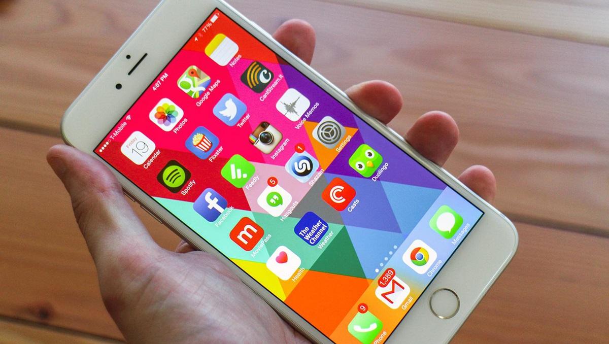 Nơi thay màn hình iPhone 6 luôn Zin 100%