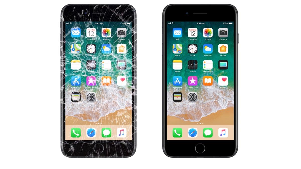 Ép kính iPhone 7 Plus chính hãng zin giá rẻ