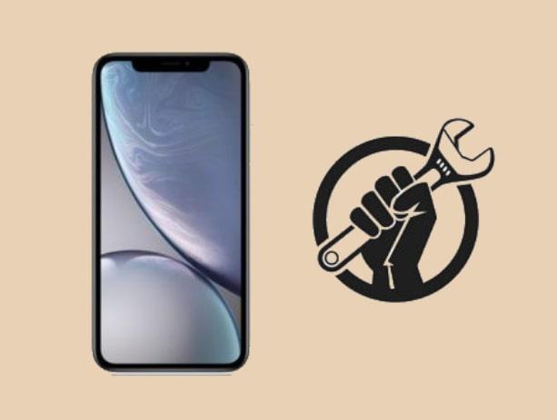 sửa màn hình iphone xr