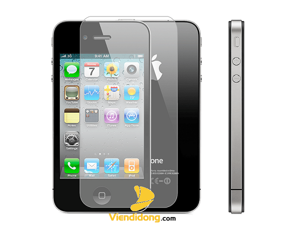 Kính Cường Lực iPhone 4S Nào Là Tốt?