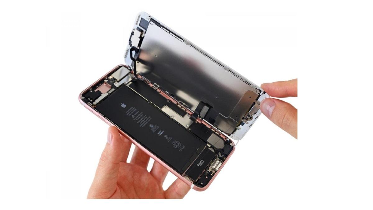 Ép màn hình iPhone 7 – Điều cần biết