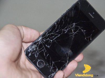 Màn Hình iPhone 5S Bị Vỡ