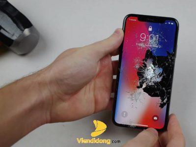 Màn Hình iPhone X Bị Vỡ