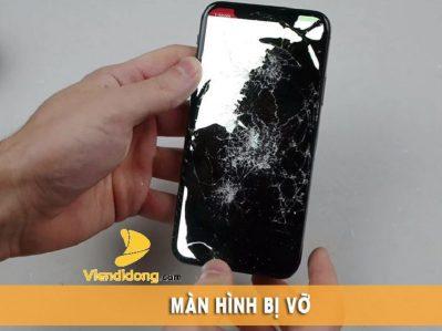 Màn Hình iPhone XS Bị Vỡ