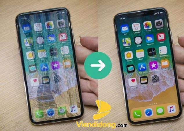 Thay Cảm Ứng iPhone XS Max Chính Hãng
